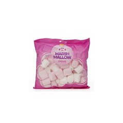 MARSHMALLOWS GROOT WIT ROOS 250G